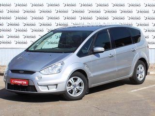 Ford S-max продажа